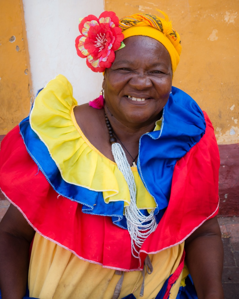 Colors of Colombia