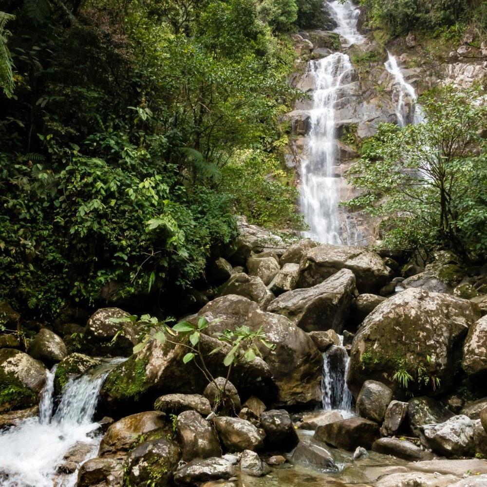 Waterfall in San Rafael