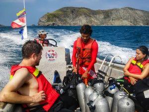 DivingSantaMarta