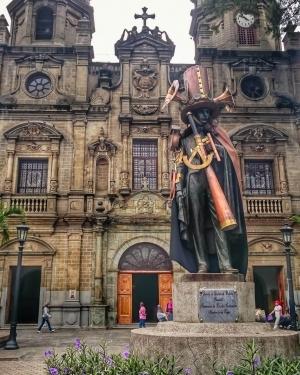 Iglesia San Ignacio Medellin