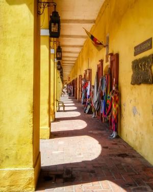Las Bovedas Cartagena