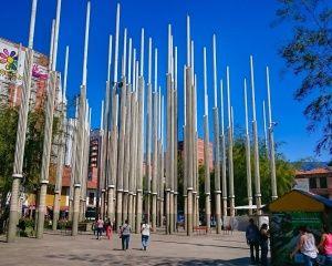 Parque Luces Medellin