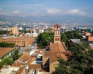 Parque Poblado Medellin