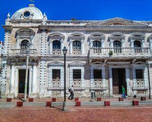 Plaza Catedral Santa Marta
