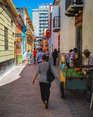 Side Street Santa Marta