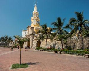 Torre Reloj Cartagena