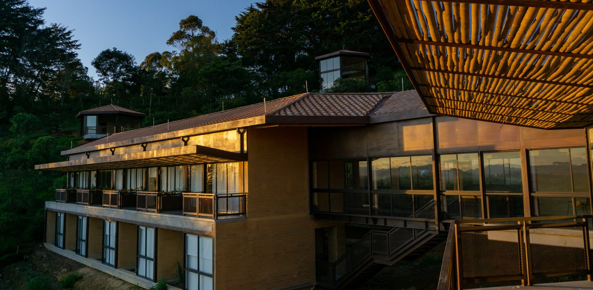 Cannua hotel in Colombia